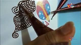EID Fastival special easy henna mehndi designs for hands Ramadan Eid 2018 Part IV