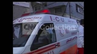 GAZA BOMBING/HOSPITAL