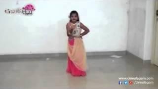 Yennamma Ippadi Panreengalaema Song dance by a cute baby girl | Rajini murugan | Tamil song |