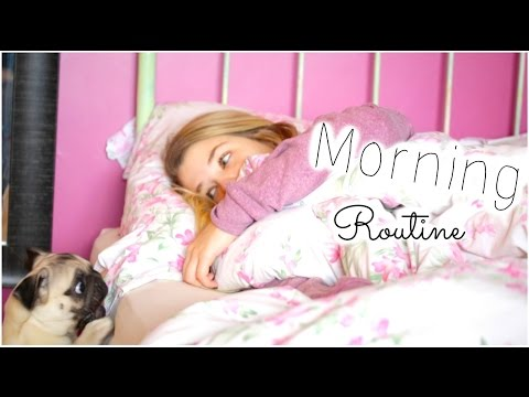 [ GRWM n°17 ] : Morning Routine | Winter Edition 2015