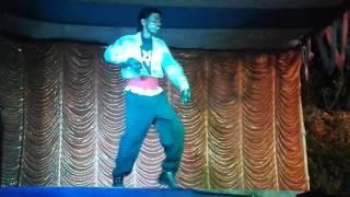 Mithun dance in Faridpur