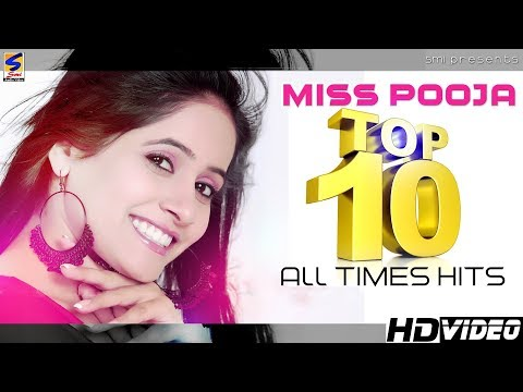 Miss Pooja New Punjabi Songs 2016 Top 10 All Times Hits Non Stop HD Video Punjabi songs