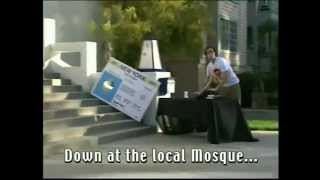 Ari Shaffir - The Amazing Racist - On Muslims [Part 2 of 4]