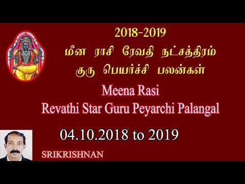 Xxx Mp4 ரேவதி நட்சத்திர குரு பெயர்ச்சி பலன்கள் 2018 2019 Meena Rasi Revathi Star Guru Peyarchi 3gp Sex