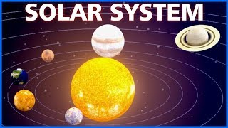 Solar System for Kids | Learn Names of Planets | Teddy & Timmy Poems for Kids