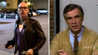 Was Mr. Rogers a Sniper in Vietnam?? | TMZ