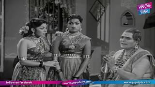 Dakshayagnam Movie Comedy Scenes | NTR | SVR | Devika | Tollywood Comedy Scenes | YOYO TV Film Nagar