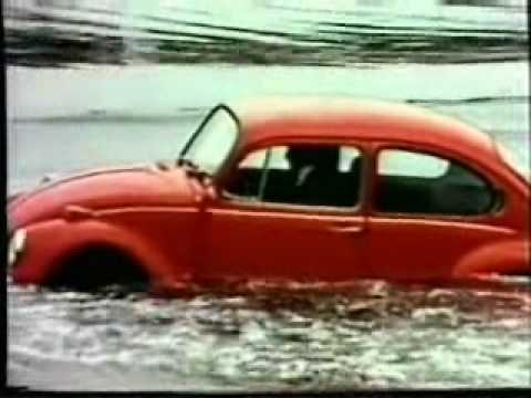 how long does a vw beetle float Just watch