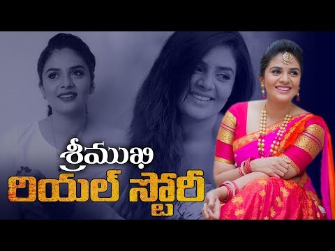 Xxx Mp4 Anchor Amp Actress Srimukhi Real Life Story Biography Patas Show YOYO Cine Talkies 3gp Sex