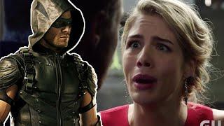 Arrow Season 4 Episode 9 MIDSEASON FINALE Trailer Breakdown! Felicity Dies???