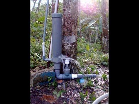 Matriman pompa air tanpa minyak tanpa listrik.wmv