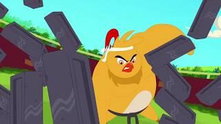 Eena Meena Deeka | Ninja Foxie | Full Episode | Funny Cartoon Compilation | Cartoons for Children