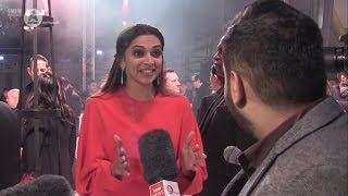 Deepika Padukone at xXx European Premiere