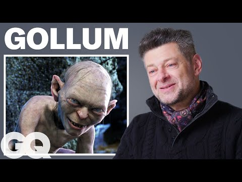 Andy Serkis Breaks Down His Most Iconic Characters GQ