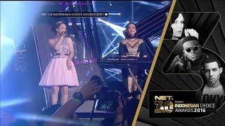The Judges ft Maruli Tampubolon & Wizzy - Mashup | Lifetime Achievement Award | NET 3.0