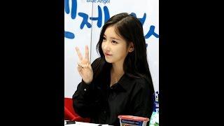 [Fancam] 151107 소연 (Soyeon, T-ARA, 티아라) 팬싸인회 - 셀카 찍어주는 소연 @ 킨텍스 직캠 By SSoLEE
