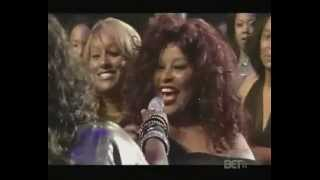 Tribute to Chaka Khan - Erykah Badu, Ledisi, Fantasia and Angie Stone
