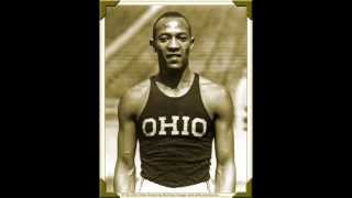 Jesse Owens; A Short Biography