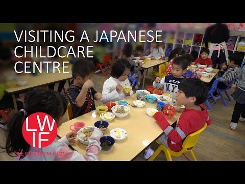 What a Japanese Childcare Centre is Like