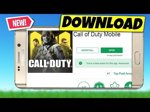 Xxx Mp4 How To Download CALL OF DUTY MOBILE BETA APK 3gp Sex