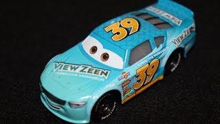 Mattel Disney Cars 3 Buck Bearingly (View Zeen #39) Piston Cup Racer Die-cast