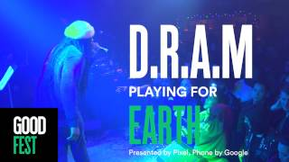 D.R.A.M. performs Cha Cha | GOODFest SEA Earth