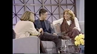 David Harrison interview on the Joan Rivers Show - 1993