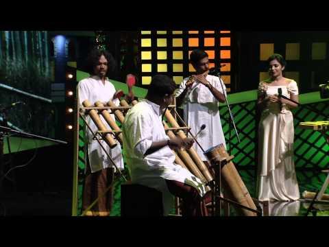 Ugram Ujjwalam | a very different Bamboo Music | Mazhavil Manorama