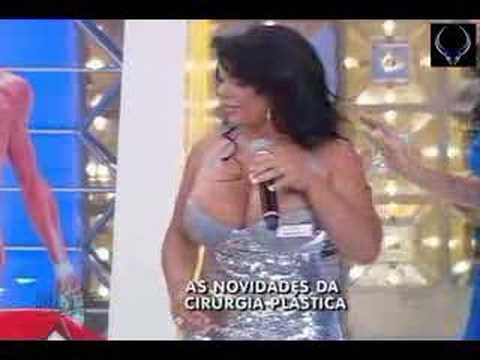 Sheyla Almeida no domingo legal parte 1