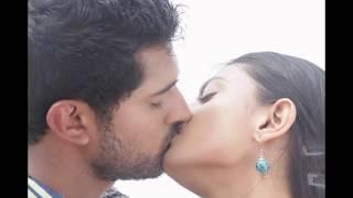 Nikitha Narayan Hot Lip Lock Kiss Video