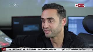 عين - محمد شاشو يعزف على العود بطريقة جديدة ومختلفة على الهواء