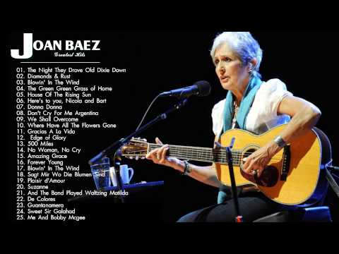 Joan Baez Greatest Hits Best Of Joan Baez