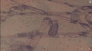 Opportunity видео с Марса