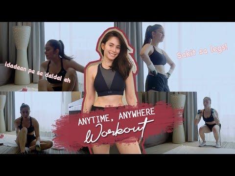 Xxx Mp4 SenoritaJessyIsInLove With Fitness Anytime Anywhere Workout 3gp Sex