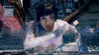 "Ghost in the Shell (2017) - ""Electrifying"" - Paramount Pictures"