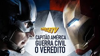 Capitão América: Guerra Civil - O Veredito | OmeleTV