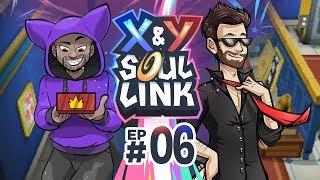 Pokémon X & Y Soul Link Randomized Nuzlocke w/ ShadyPenguinn - Ep 6
