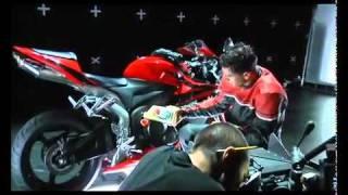 Cristiano Ronaldo Vs Motorbike