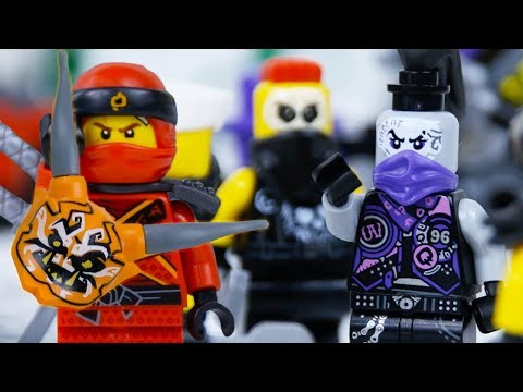 Xxx Mp4 LEGO Ninjago STOP MOTION Episode 1 Mask Of Deception LEGO Ninjago Season 8 By LEGO Worlds 3gp Sex