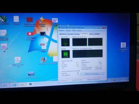 para que serve a barra de CPU do Virtual DJ 8