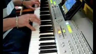 'Alexander's ragtime band' on Yamaha Tyros