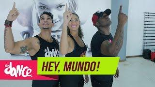 Thiaguinho - Hey, Mundo! - FitDance - 4k   Coreografia
