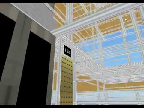 Elevators Simple Gen4 300 Floors