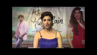 Interview of Jyoti Saxena at Music Launch of Khoya Hun Main | SINGLES TOP CHART- EPISODE 12