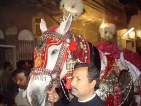 Muntazir Badshah Largest Zuljanah of Pakistan Soz o Salam Sajid Bakhtiari