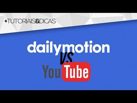 É O FIM DO YOUTUBE? Dailymotion CHEGOU para CONCORRER e o Facebook também