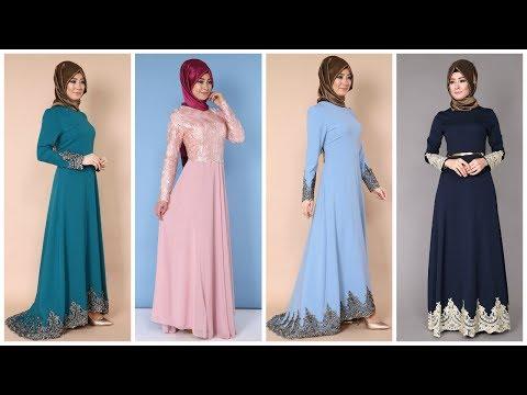 Modaselvim 2017 Büyük Beden Tesettür Giyim Modelleri 1/2
