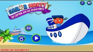Sailor Marty – Sea Captain and His Adventures - Gameplay For Kids (Android iOS)