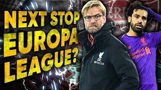 Liverpool Will Crash Out Of The Champions League Because… | UCL Review