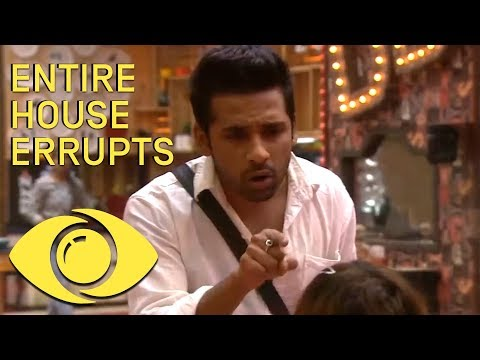 Xxx Mp4 The Whole House Gets Into A Fight Bigg Boss 11 Big Brother Universe 3gp Sex